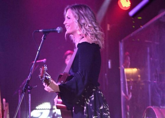 Melissa Livingstone at the Breakthrough Country Music Project